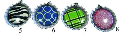 Bottlecap Necklace 2