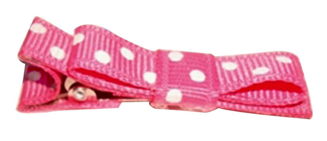 Medium Pink Swiss Dot
