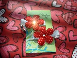 Flower Clippie Set A