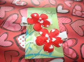 Flower Clippie Set C