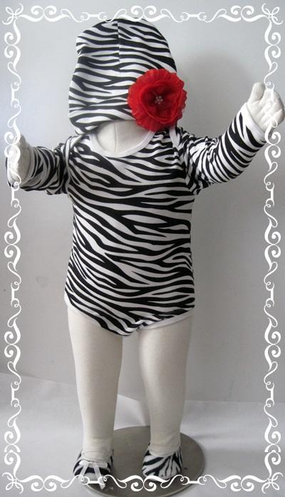 Zebra Gift Set